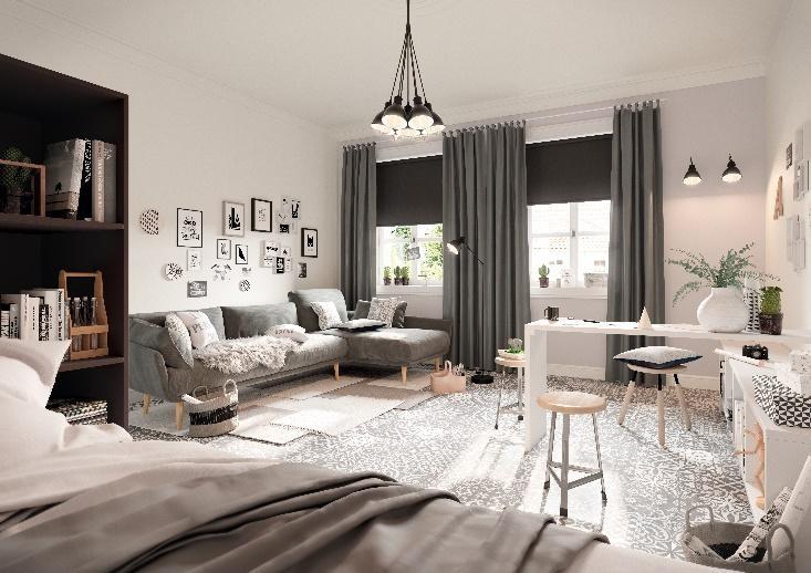 Black&white comfort